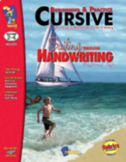 Traditional Cursive Style Beginning & Practice Big Book Bundle Gr. 2-4