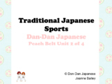 Traditional Japanese Sports/Hobbies [Peach Belt Unit 2 of 4]