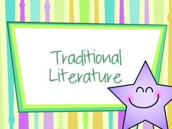 Traditional Literature Bundle