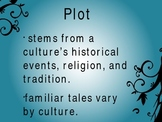 Traditional Literature Genre Introduction Powerpoint