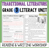 Traditional Literature Reading & Writing Unit Grade 3: 2nd