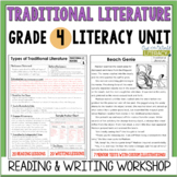 Traditional Literature Reading & Writing Unit Grade 4: 2nd