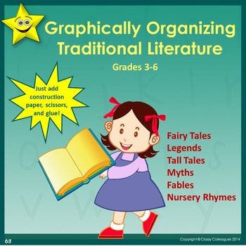 Graphically Organizing Traditional Literature