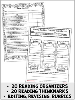 Traditional Literature Unit of Study: Grade 3 BUNDLE