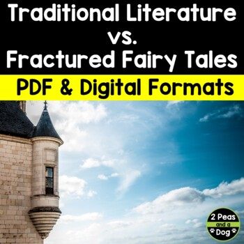 Fractured Fairy Tales Analysis Project
