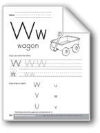 Traditional/Modern Manuscript Writing: Ww