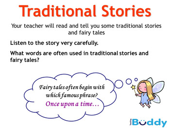 Traditional Tales