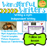 Traditional Tales & Myths: How to write my own myth.