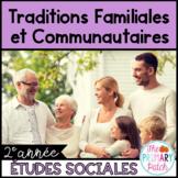 Traditions Familiales et Communautaires en Français   Dist