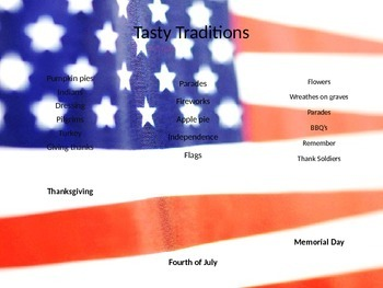 Traditions Powerpoint