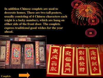 Traditions of the Chinese New Year