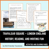 Trafalgar Square - London England - History, Facts, Colori