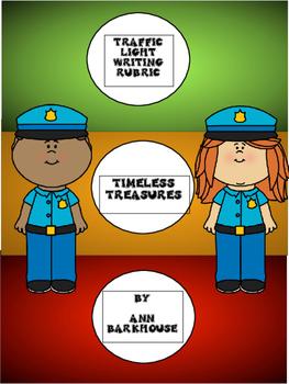 Traffic Cops Writing Rubric