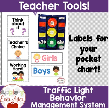 Traffic Light Behavior Management Package