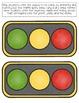 Traffic Light CVC Word Cards