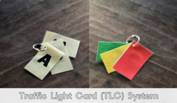 Traffic Light Card (TLC) System