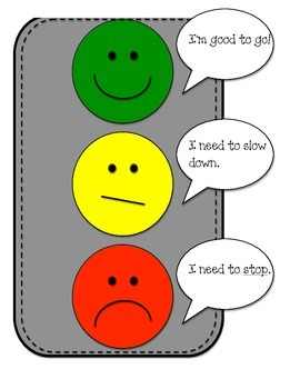 Traffic Light Classroom Management