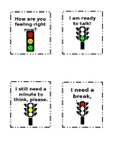 Traffic Light Emotion Cards
