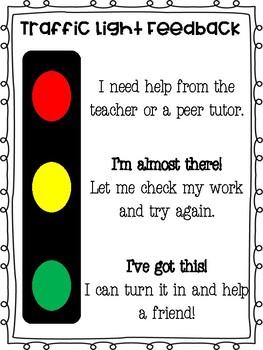Traffic Light Feedback