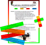 Traffic Light Game - JOB INTERVIEW PREPARATION