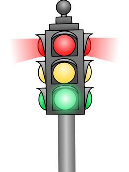 Traffic Light Integers PowerPoint lesson