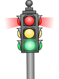 Traffic Light Integers PowerPoint lesson