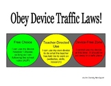 """Traffic Light Management System for """"Bring Your Own Device"""""""