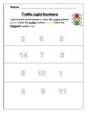 Traffic Light Numbers