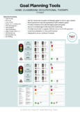 Traffic Light Planning and Organisational Visual Aid