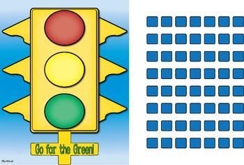 Traffic Light Poster - High Quality Graphics - Prints perf