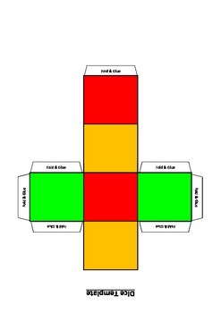 Traffic Light Questions Game - Talking Activity/Primary Interview Preparation