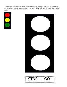Traffic Light Safety