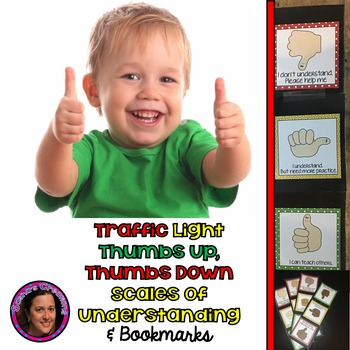 Traffic Light Thumbs Up, Thumbs Down: Scales of Understanding