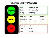 Traffic Light Transition Words