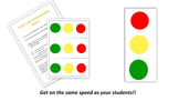 Traffic Light Understanding Meter!