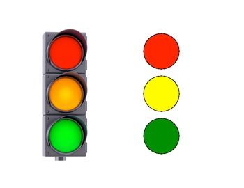 Traffic Light Visual