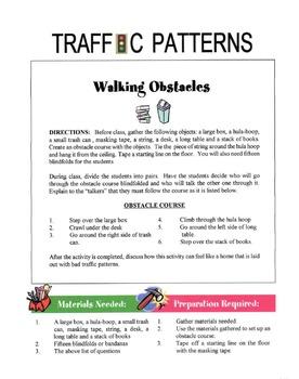 Traffic Pattern Lesson