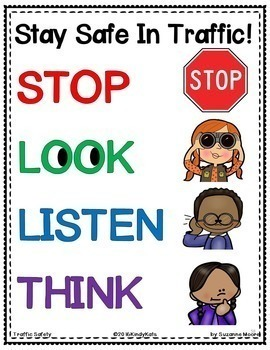 Traffic Safety: Songs & Rhymes