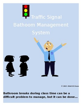 Traffic Signal Bathroom Management System