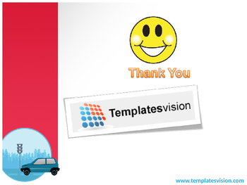 Traffic Signal PPT Template