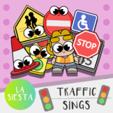 Traffic Signs Clipart