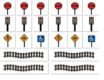 Traffic Signs/Transportation Unit/Making Maps