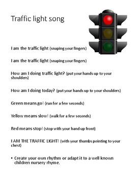 Traffic light behavior management pack
