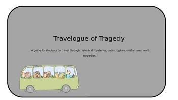 Tragedy Travelogue