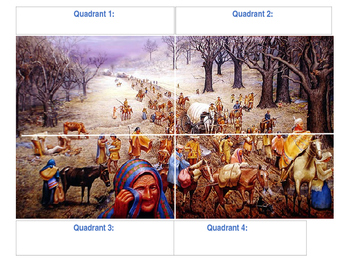 Trail of Tears Picture Analysis