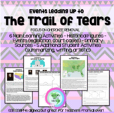 Trail of Tears: events leading to tragedy Learning Activit
