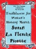 Trailblazers for Women's History Month: Susan La Flesche Picotte