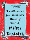 Trailblazers for Women's History Month: Wilma Rudolph