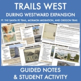 Trails West During Westward Expansion