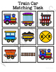 Train Adapted Book and Weekly Work Bundle